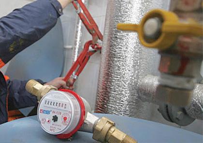 Встановлення лічильників води в Києві