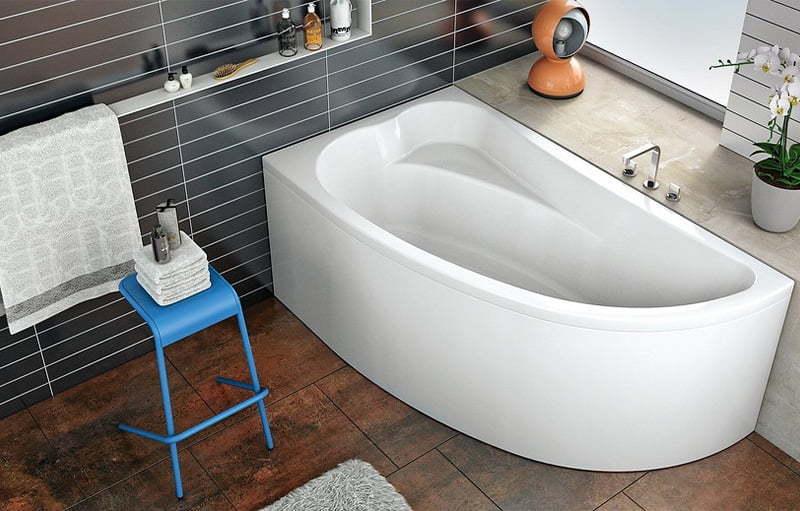 Заміна та встановлення усіх типів ванн у ванній кімнаті (Київ)