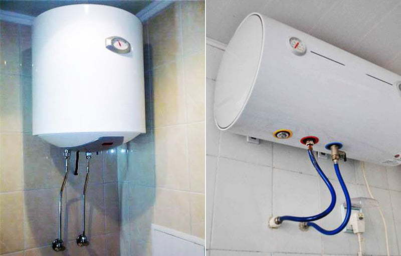 Встановлення водонагрівача Київ