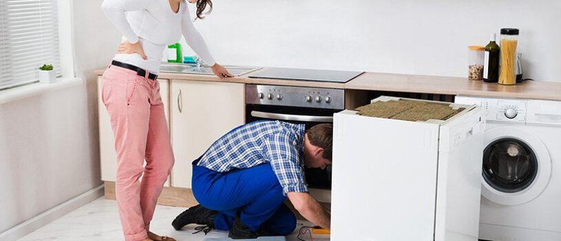 Встановлення Посудомийної Машини в Києві